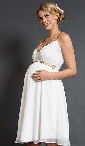 Vestido para grávida