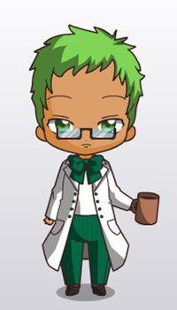 Laboratório do Profº Kai Soma