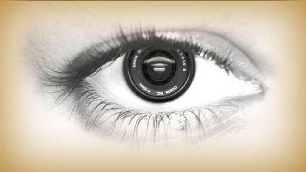 Olhar de fotógrafo