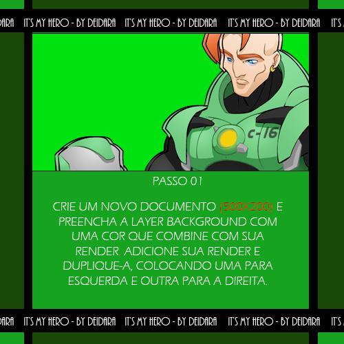 [PS] Tag - It's My Hero. 01_LAY