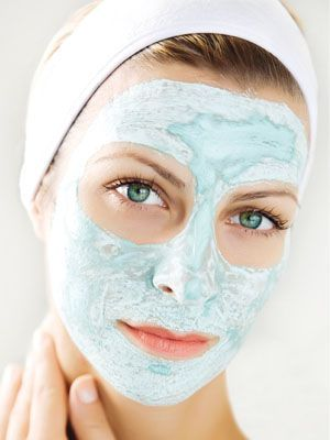 Máscara de Argila