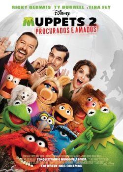 Baixar Muppets 2 - Procurados e Amados Dublado Legendado