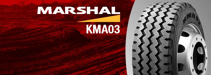 Marshal KMA03
