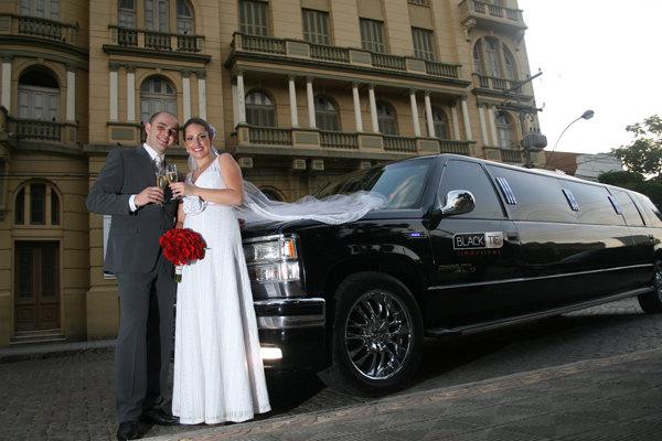 Limusine para Casamentos