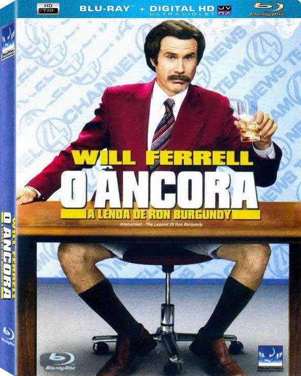 Baixar Filme O Âncora: A Lenda de Ron Burgundy (2004) BluRay Dublado Torrent Grátis