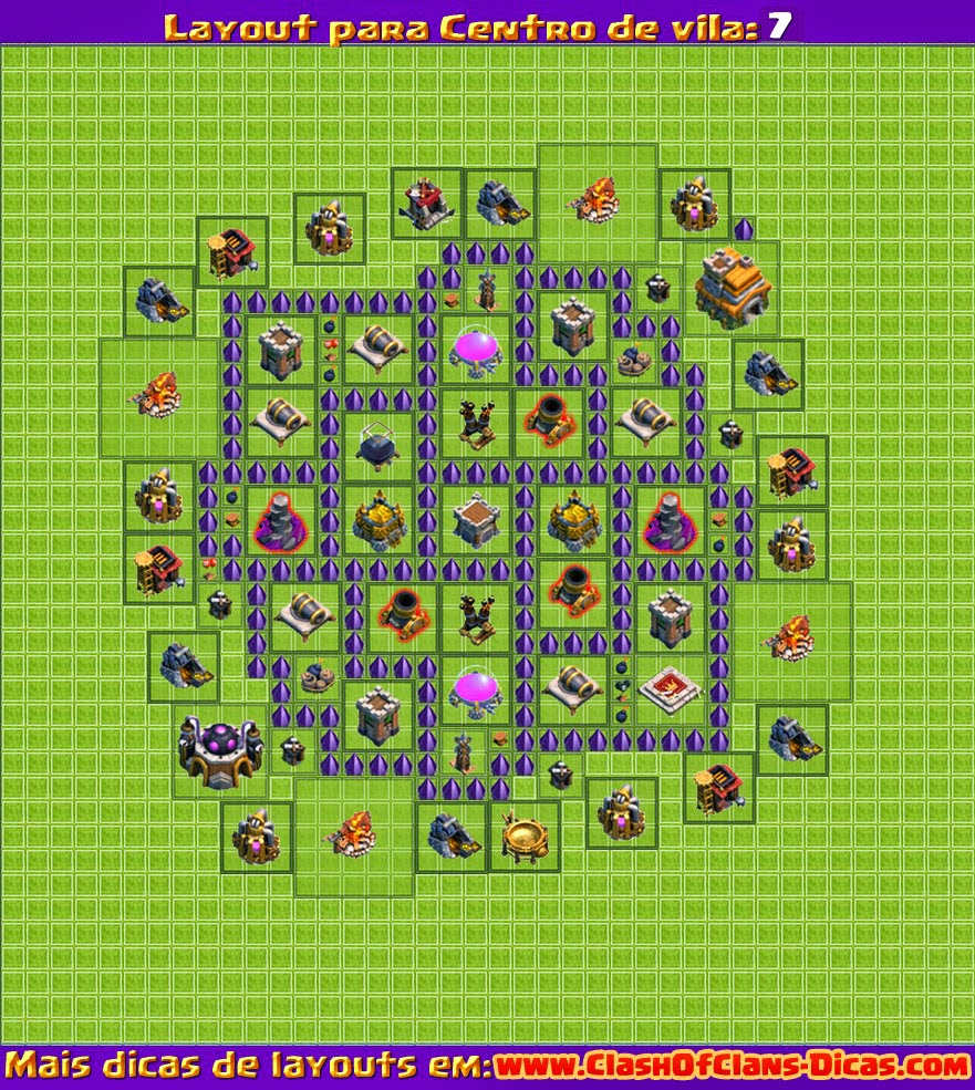 uploaddeimagens com br layout clas of clans cv7 farm jpg