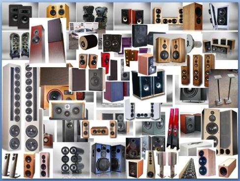projetos de caixas de som carro home studio