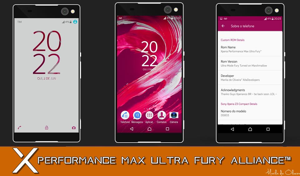 IGN: [ROM][6 0 1[D58xx][MM] Xperia Performance Max Ultra