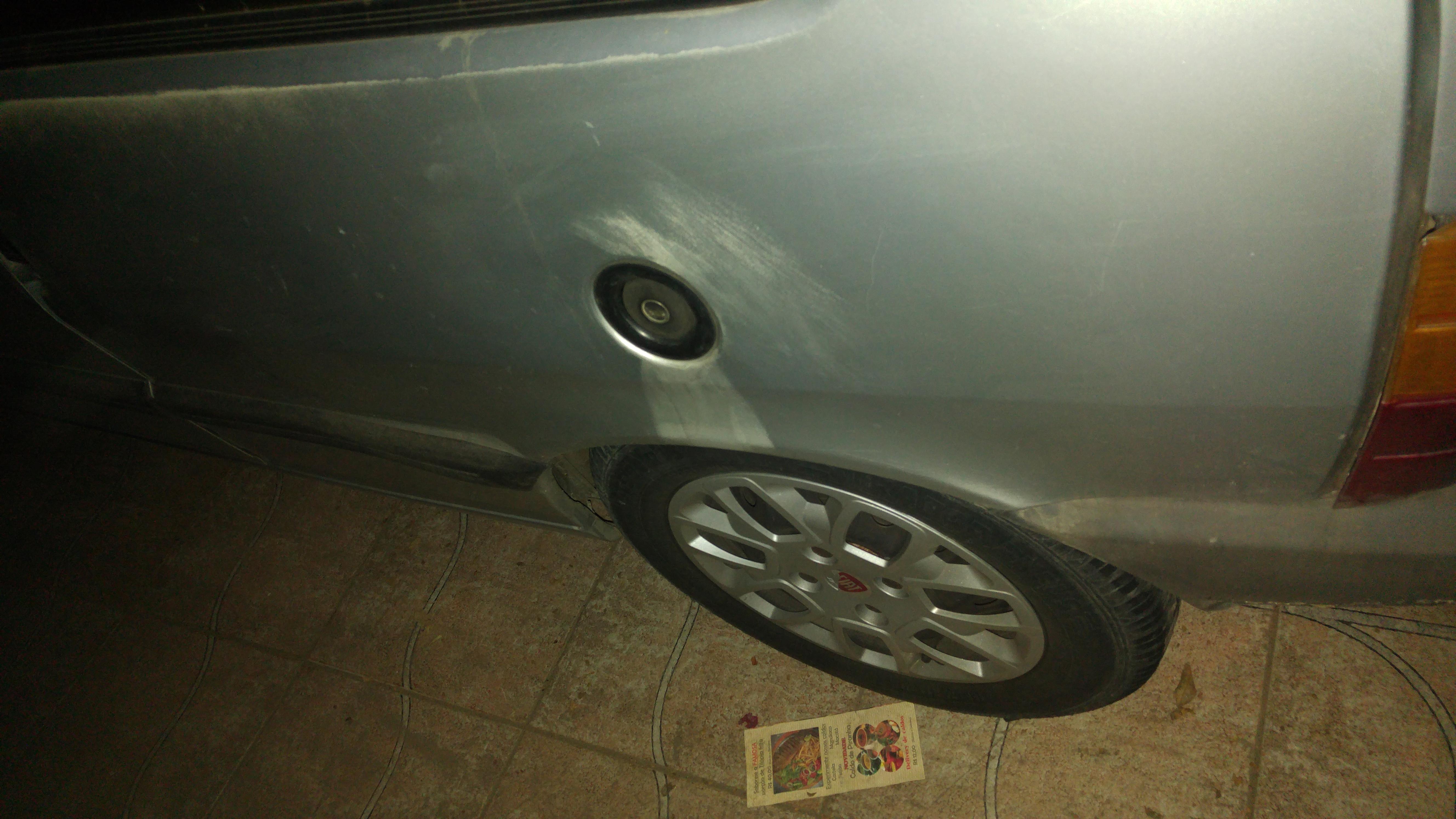 Duvida Susto Suspensao Traseira Estourou Clube Do Uno Brasil