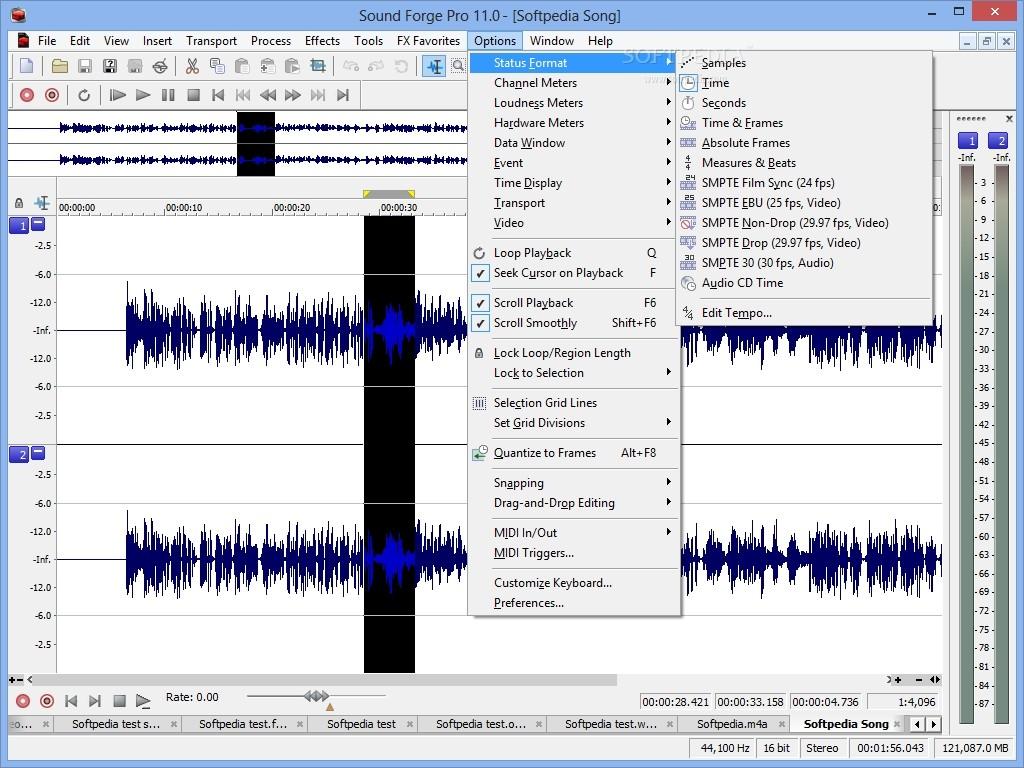 download sony sound forge pro 11 0 build 299 registro. Black Bedroom Furniture Sets. Home Design Ideas