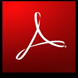 Adobe Reader - Leia documentos em formato PDF disponíveis em páginas da Web.