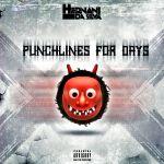Hernâni Da Silva, Punchlines For Days cover art