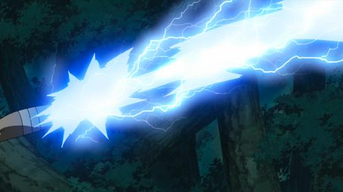 Shiima - Resgate I: Anbu Ferido. - Rank B Electric_Attack