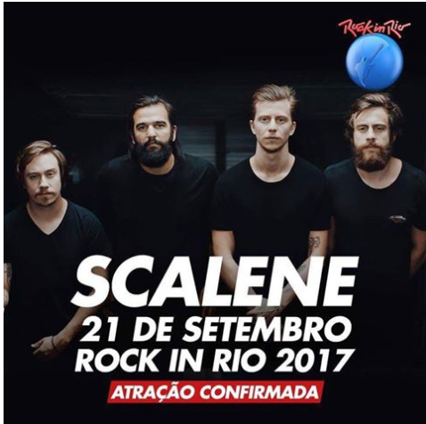 Assistir Scalene ao vivo Rock In Rio 2017 Dublado e Legendado Online