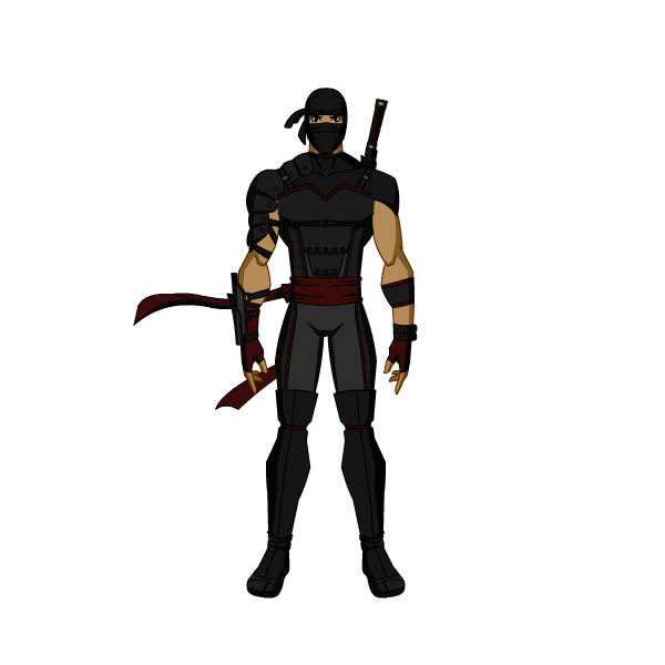 Dragão Negro Ninja_FH