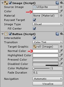Como mudar cor do botao UI Corbotao