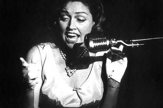 Anita O'Day, cantora de jazz