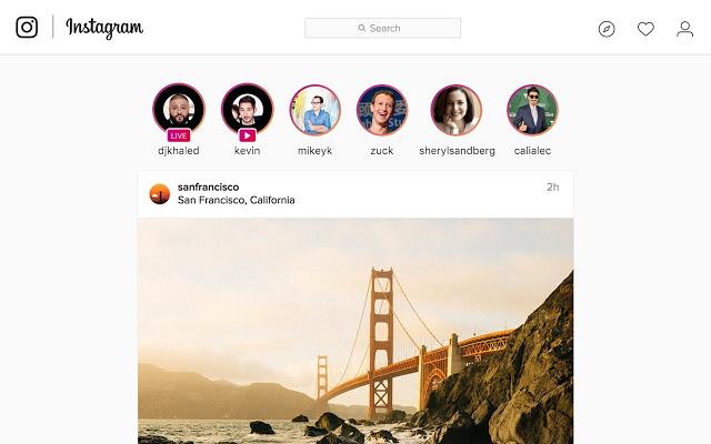 Como visualizar stories de alguém no Instagram pelo PC sem que ela saiba