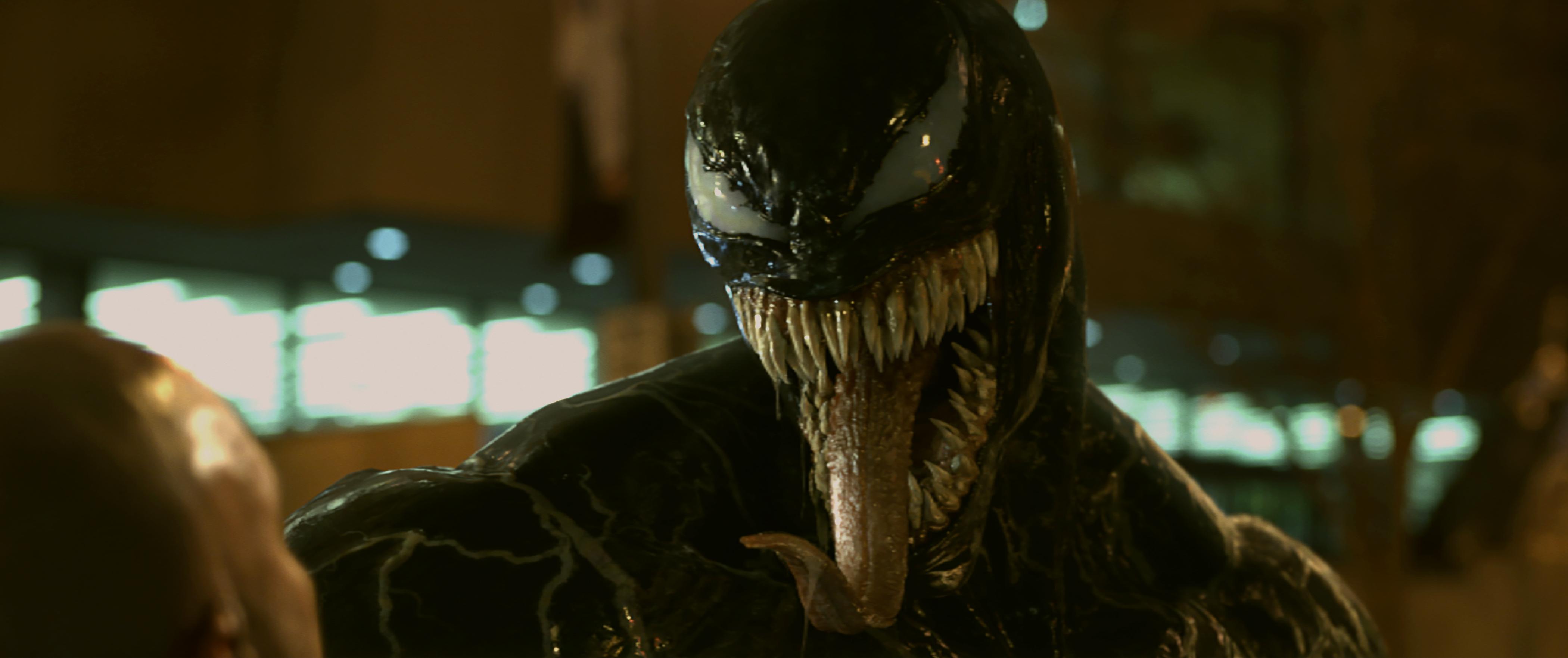 [VENOM] - Estreou! Spoilers liberados - Página 2 Venom_-_First_Look_Image_%281%29