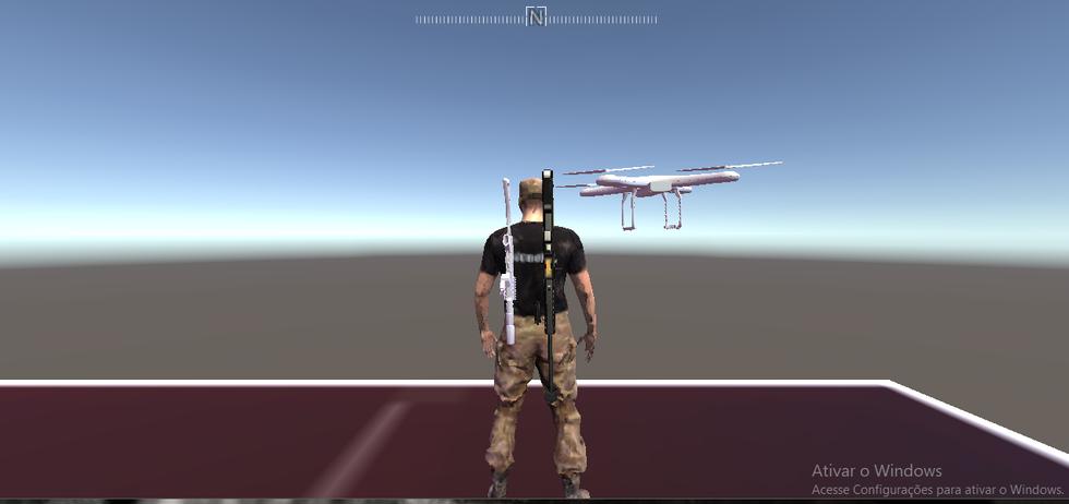[Projeto] Line Battle  FFF
