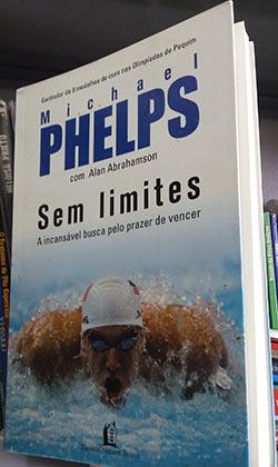 Sem limites. Michael Phelps