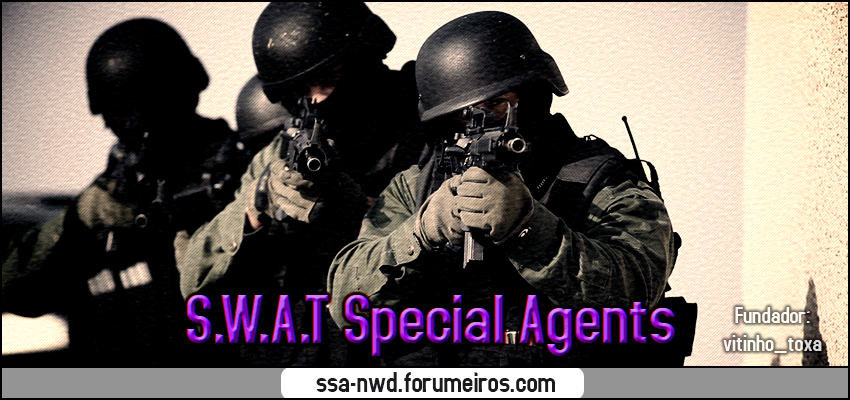 S.W.A.T Special Agents™ - [NWD]
