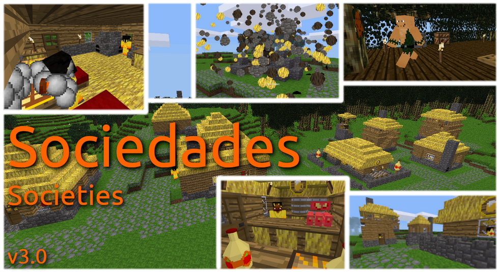 Minetest Forums • View topic - [Modpack] Societies [v3 0 0] [sociedades]
