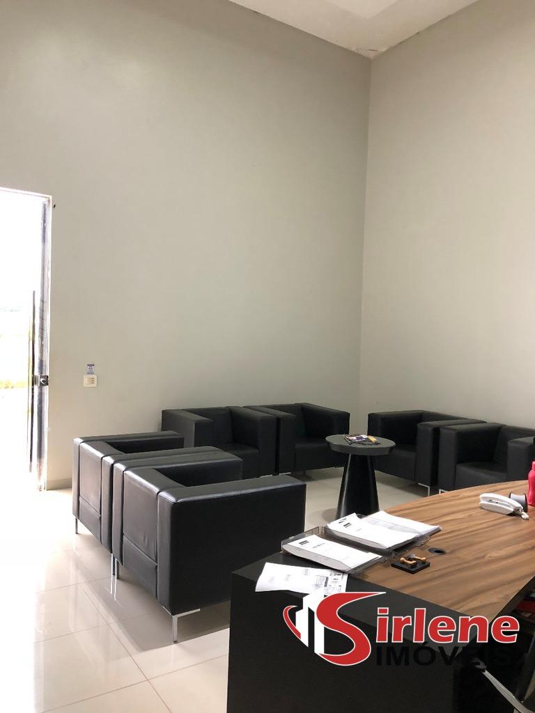 Imobiliária em Rio Verde Imobiliaria  Sirlene Imóveis-AluguelÁgua Santa08 salas, 01 recepção, 02 banheiros, 01 copa, 01 garagem, toda parte de segurança com camerasPrédio ComercialRio Verde1080000