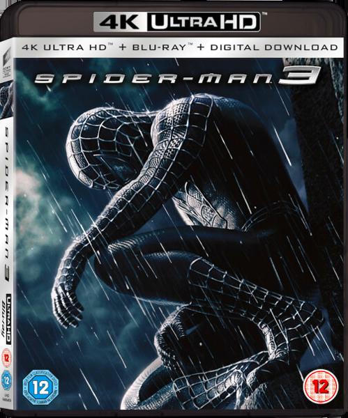Filme Homem-Aranha 3 BluRay 4k Remux 2160p Dual Áudio | Animes Totais