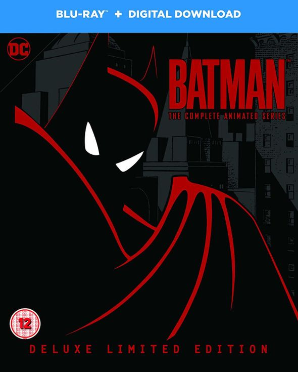 Batman do futuro torrent dublado download tvrip 1999.