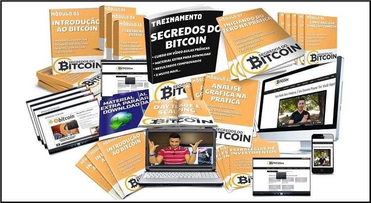 Segredos do Bitcoin - Conteúdo