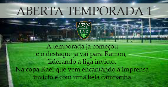 Imagem ABERTA A PRIMEIRA TEMPORADA