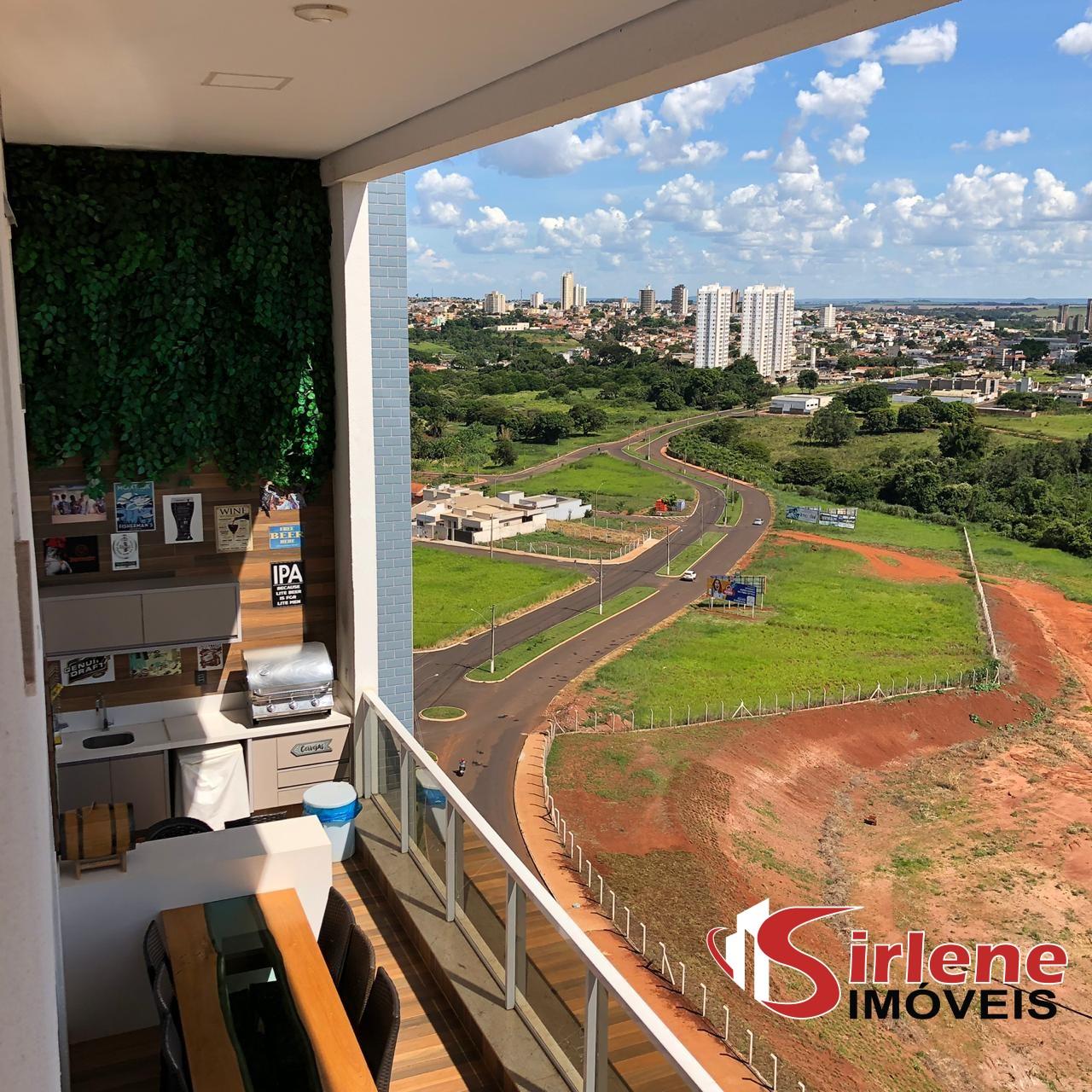 Imobiliária em Rio Verde Imobiliaria  Sirlene Imóveis-VendaInterlagos03 suíte sendo a master com closet e banheira, sala, cozinha, lavabo, banheiro de serviço, dispensa, 03 garagens, 172 m² de vassoura apartamento160000000