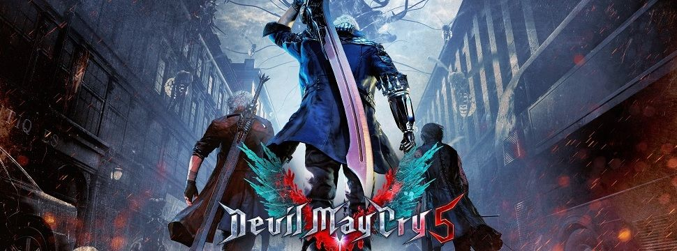Liberado 20 minutos de gameplay de Devil May Cry 5
