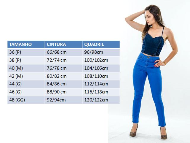 7260169ab Calça Jeans Feminina - Skinny