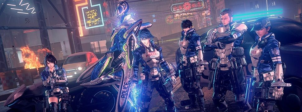 Astral Chain foi influenciado por Pokémon