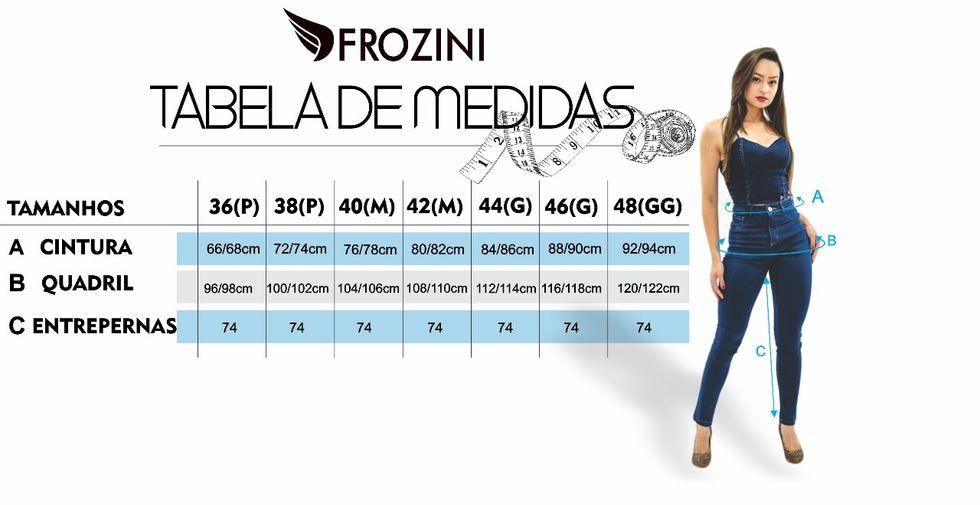 8bb5cac6d CALÇA JEANS FEMININA SKINNY CINTURA ALTA HOT PANTS CLARA CRISTAL COM ...