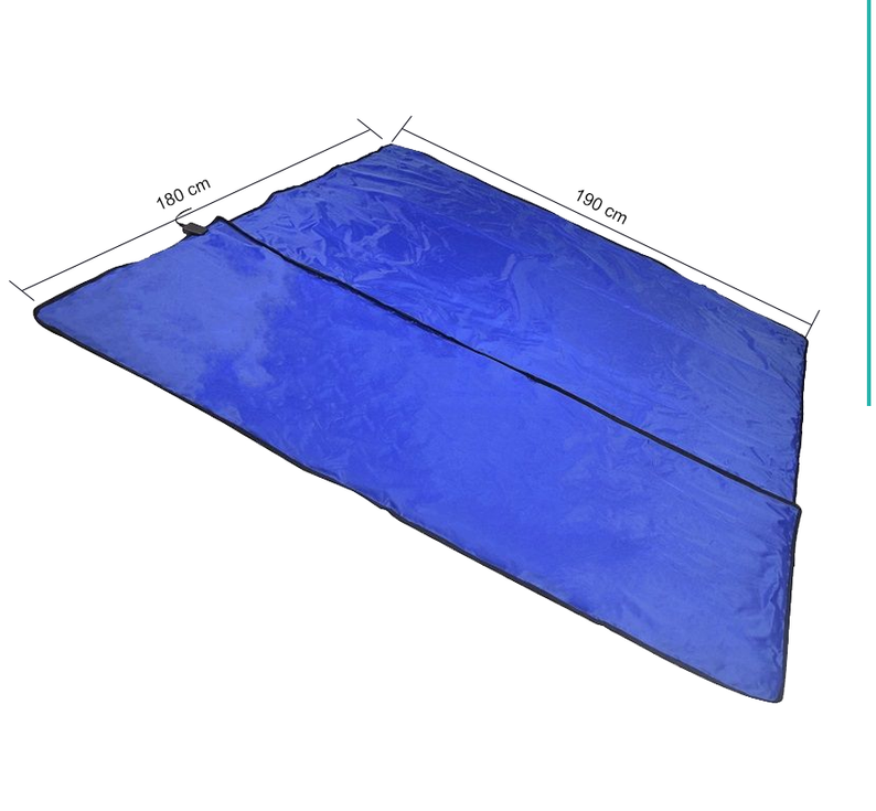 Manta Térmica de Corpo Inteiro Infravermelho 180x190cm - Estek