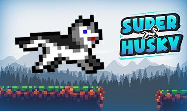 Super Husky - meu jogo Newgrounds