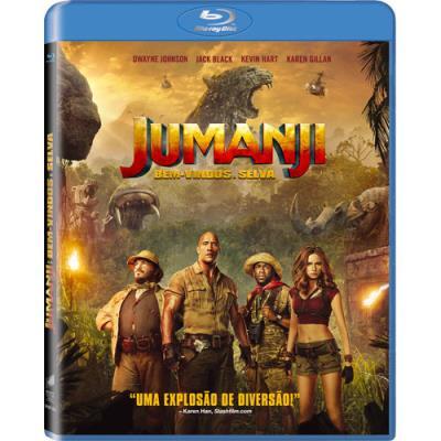Jumanji – Bem-Vindo à Selva (2018) - BRRip 720P Dublado | MEGA