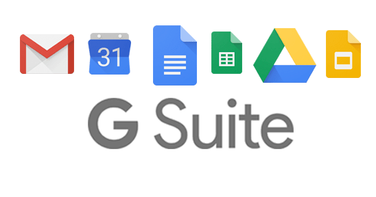 G Suite Grátis
