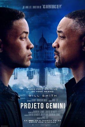 Projeto Gemini (2019) – HDCAM 720p Dublado – Download