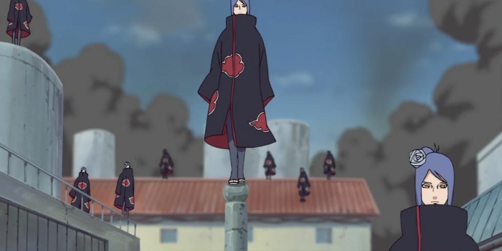 [Graduação] Morte ao traidor Kami_bunshin