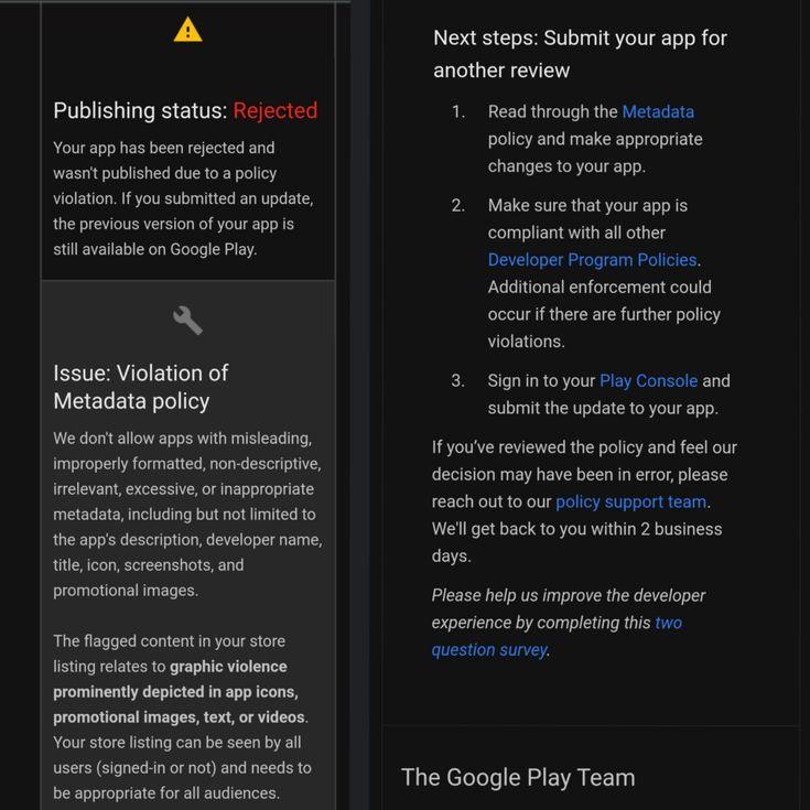 Google Play - publicação rejeitada PicsArt_04-03-12.43.58