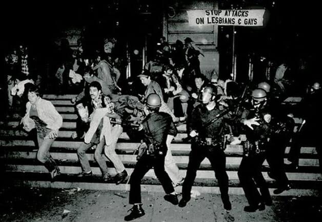 Rebeliões de Stonewall