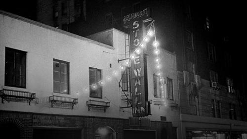 Bar Stonewall Inn, em 1969