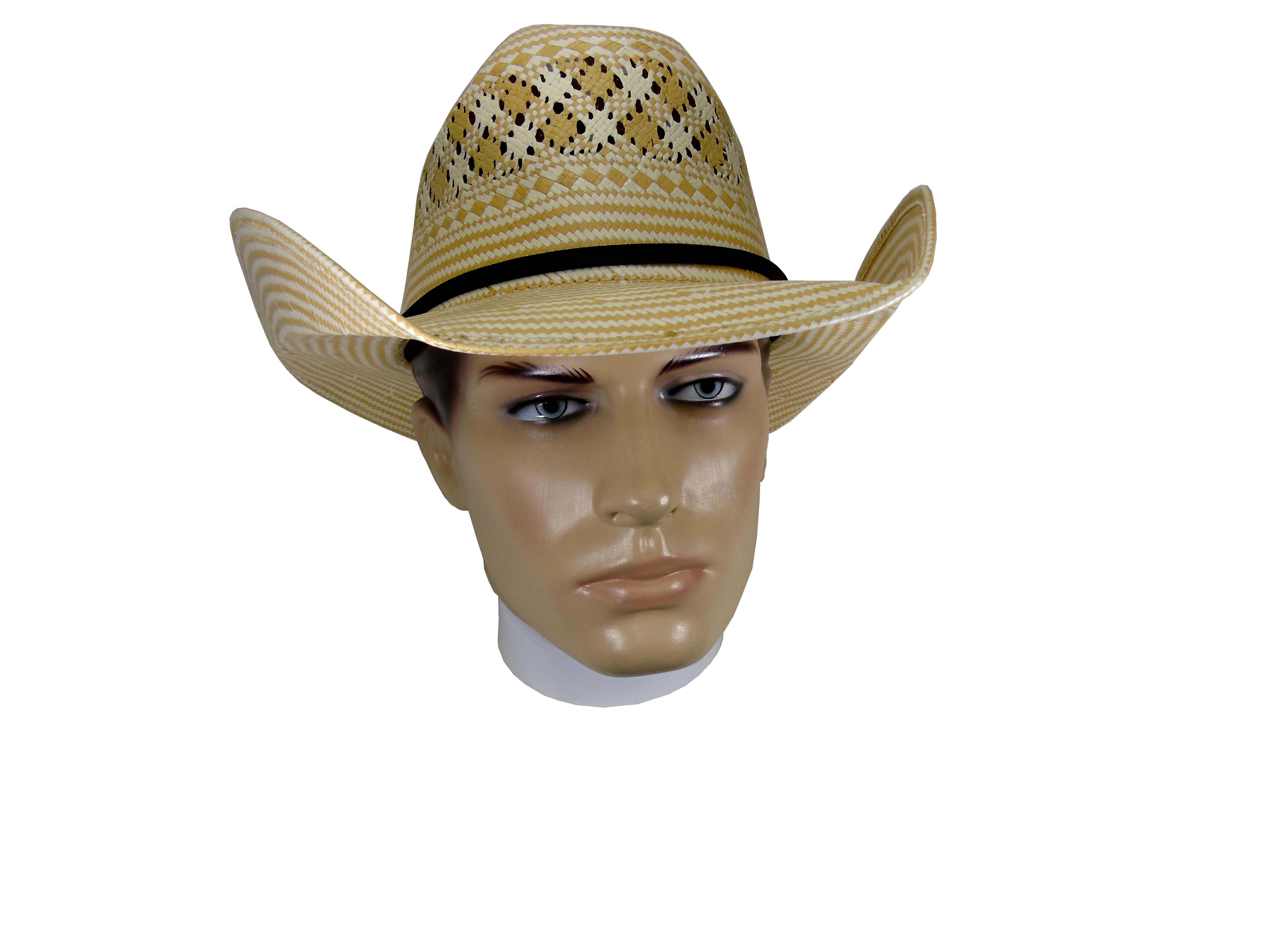 Chapéu Country Infantil Eldorado Amarelo