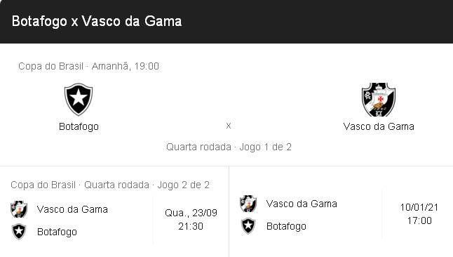 Botafogoxvasco copadobrasil