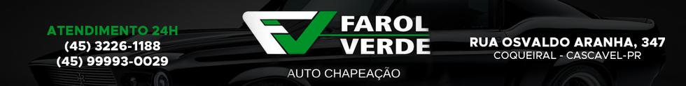 Farol Verde - Chapeação